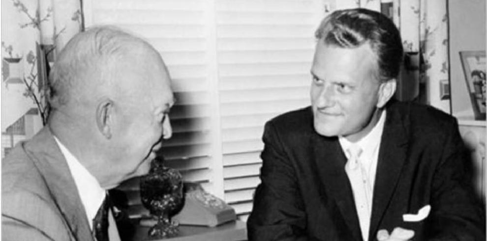 Fallece Billy Graham, reconocido predicador evangélico a los 99 años