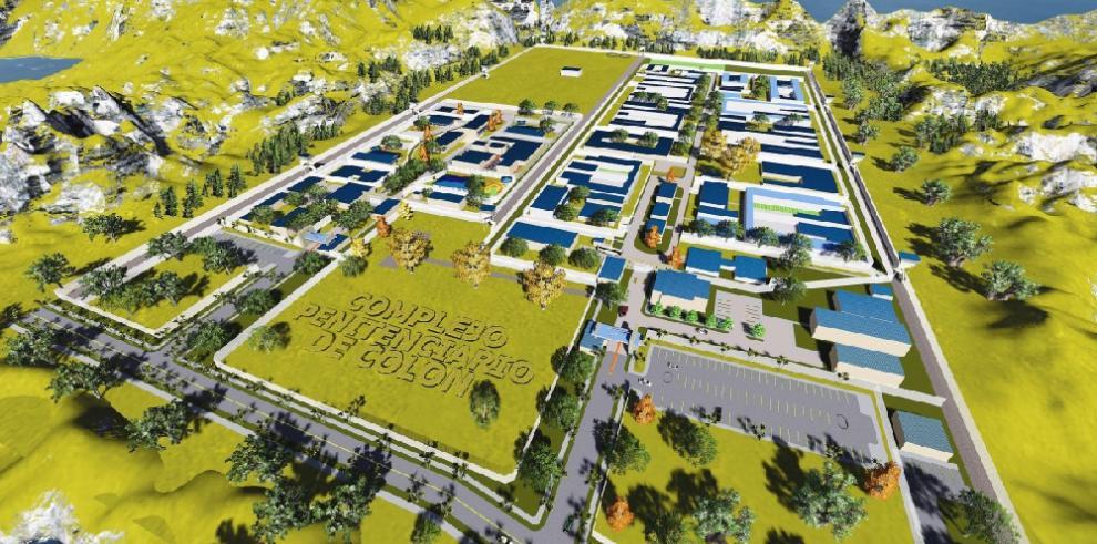 MinGob abre segunda convocatoria a licitación del Nuevo Complejo Penitenciario de Colón