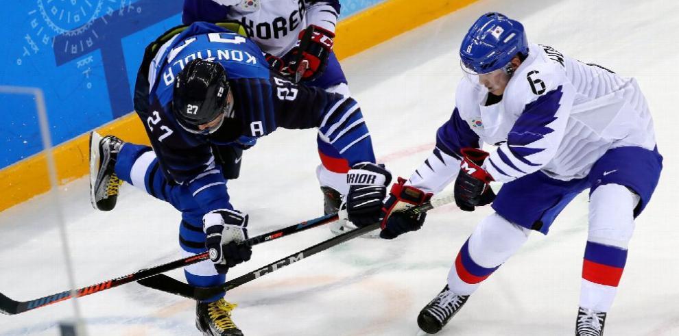 Hockey olímpico