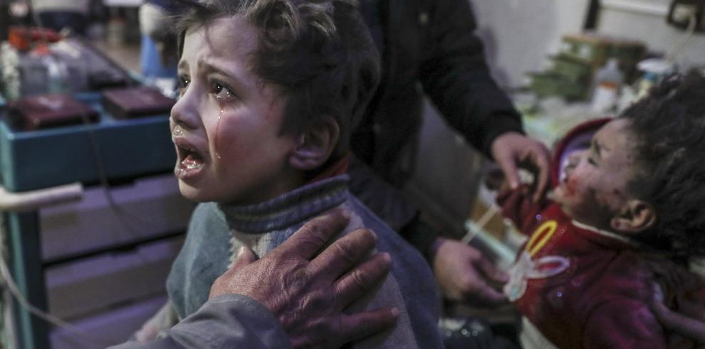 Niños fueron utilizados en combates en 18 conflictos desde 2016, según ONG