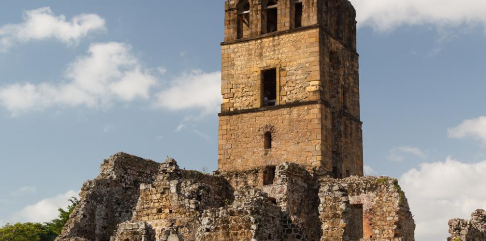 Visite gratis las ruinas de Panamá Viejo