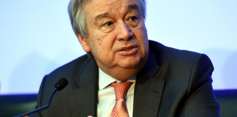 Guterres pide una suspensión inmediata de las hostilidades en Guta Oriental