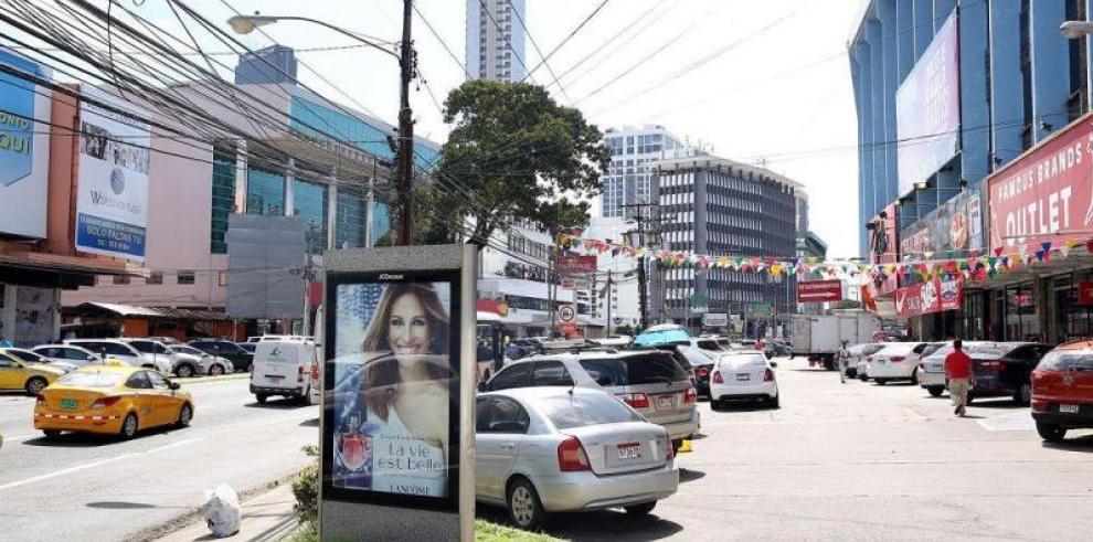 SPIA anuncia fallas en el proyecto de aceras del Municipio de Panamá