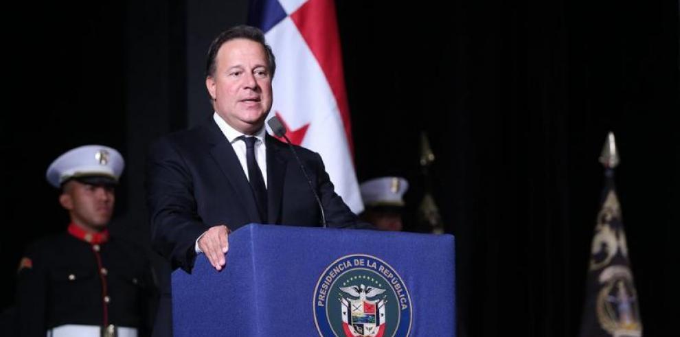 Varela dice Panamá no se cierra a diálogo que solucione crisis con Venezuela
