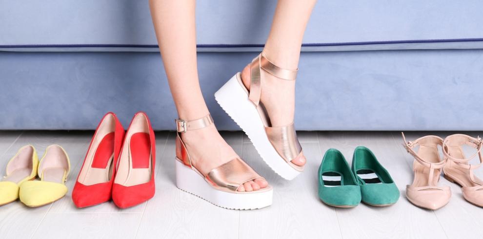 Los zapatos chatos ganan protagonismo en la moda