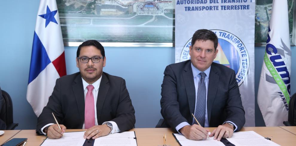 AITSA y ATTT firman convenio de cooperación