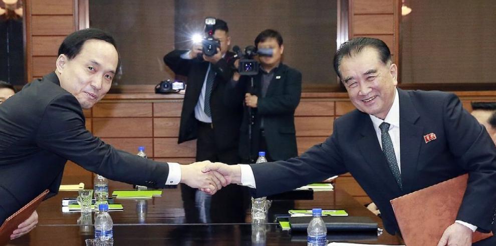 Histórica cumbre entre las dos Coreas, casi lista