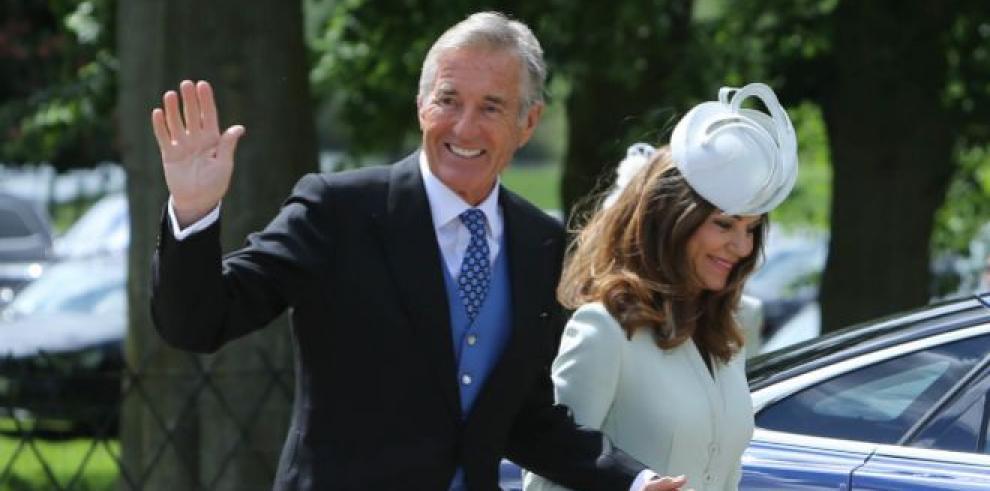 El suegro de Pippa Middleton, imputado en Francia por violación a una menor