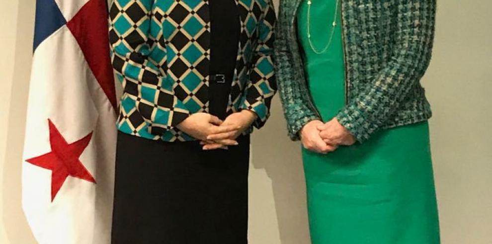 Procuradora se reunió con su homóloga de Brasil, Raquelo Dodge