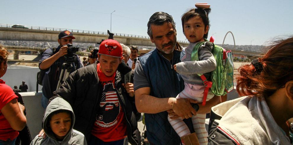 EEUU quita el TPS a 55.000 hondureños y les pide salir del país antes de 2020