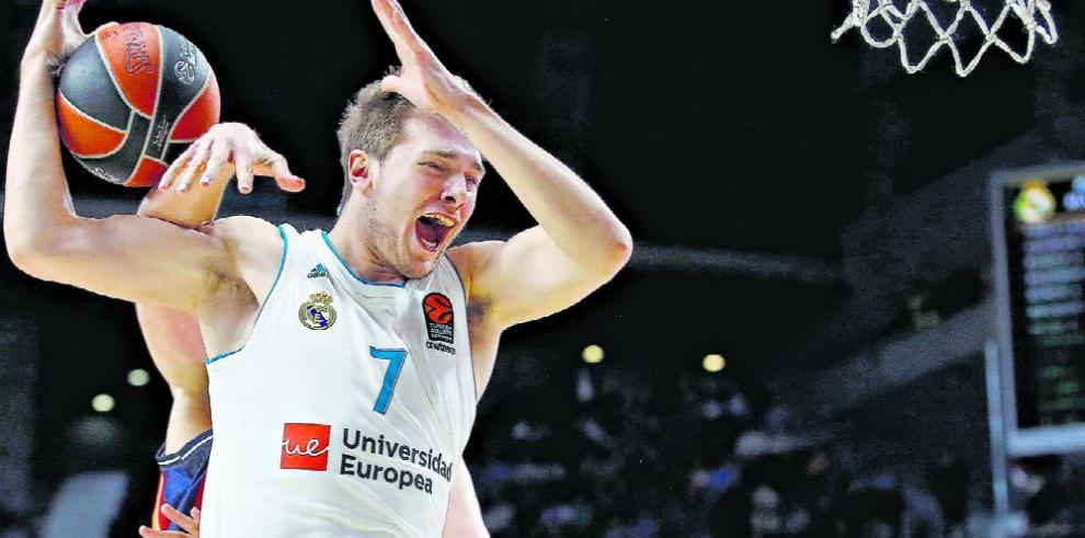 Luka Doncic, el jugador más valioso del mes de diciembre
