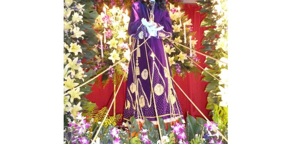 Rinden devoción a Jesús de Nazareno de Atalaya en Panamá