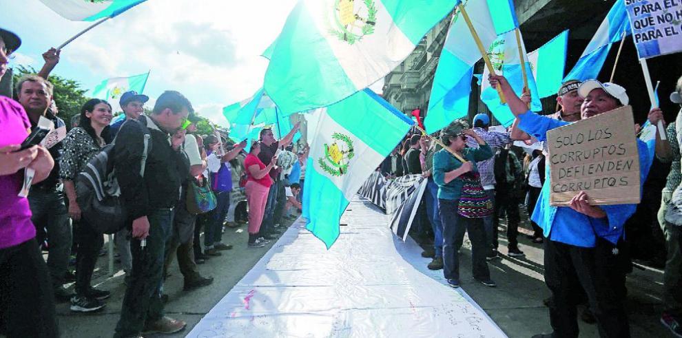 Guatemala, crisis de derechos humanos y corrupción