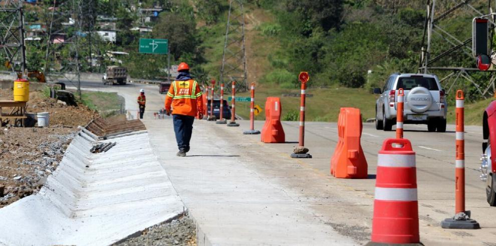 Mop destaca avances en ampliación de los corredores norte y sur