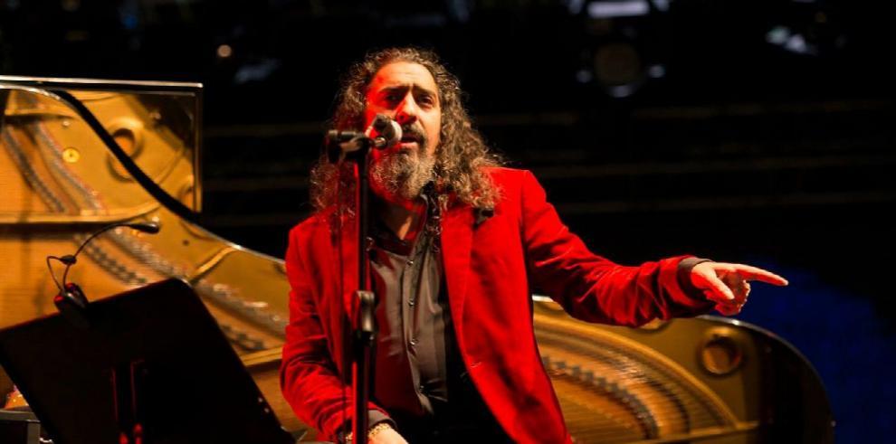 Diego, El Cigala en su gira 'Indstructible'