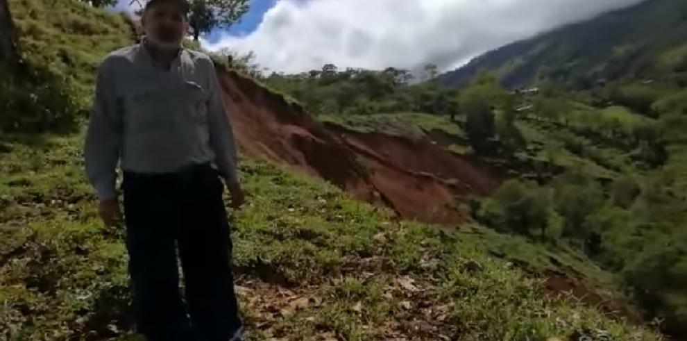 Autoridades de Costa Rica continúan vigilantes tras agrietamientos en San Vito