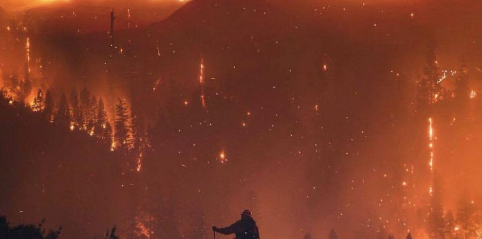 Incendios de California afectaron a ricos y famosos