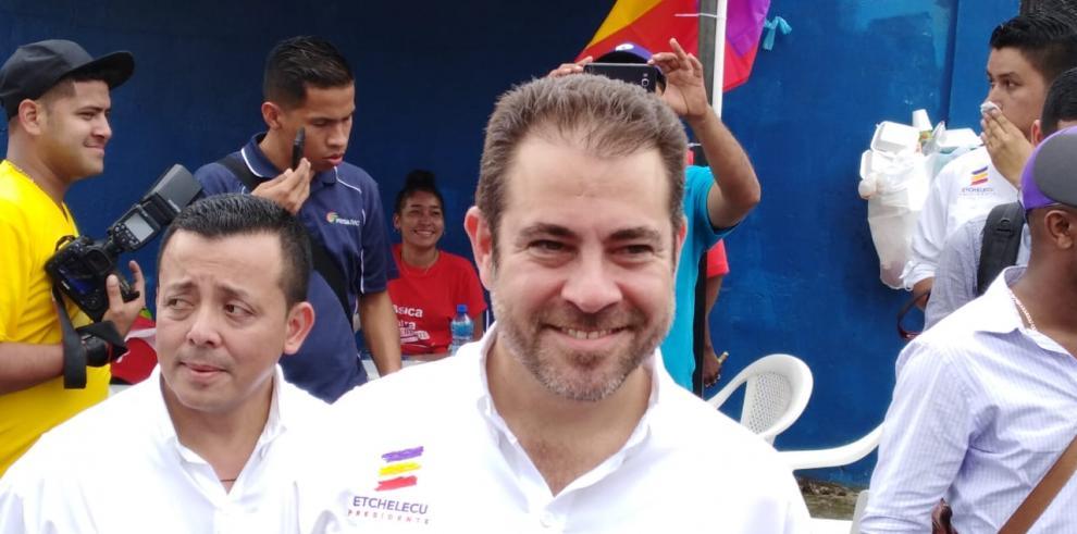 El Panameñismo elige a José Blandón como su candidato presidencial para el 2019