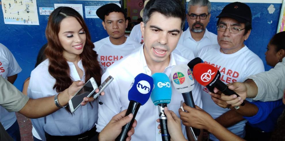 'El FAD busca la victoria a pesar de las desigualdades' expresó Morales
