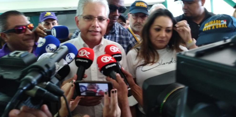 Partido Panameñista espera de 45% al 50% de votación de la membresía