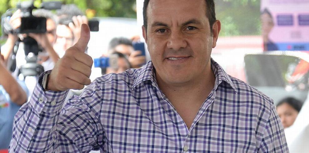 Cuauhtémoc Blanco avanza en la vida política mexicana