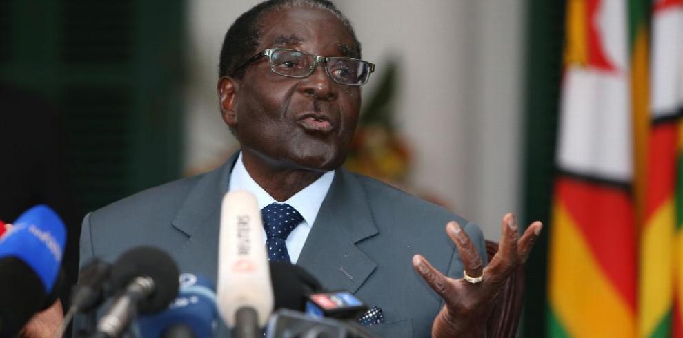Zimbabue recupera fondo millonario de Mugabe
