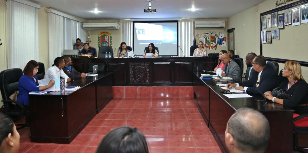 Audiencia en Chame por impugnación al Padrón Electoral Preliminar