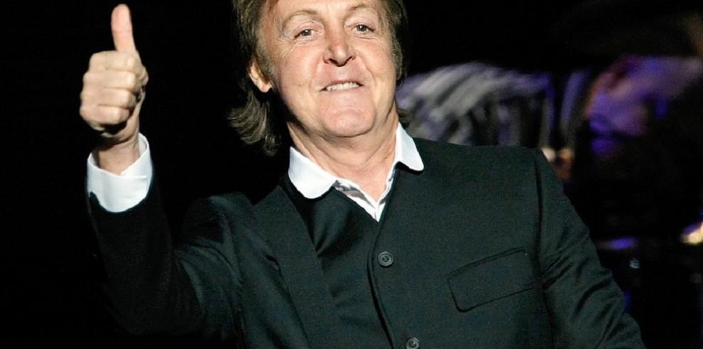 Paul McCartney lidera la lista de músicos más ricos de las islas Británicas