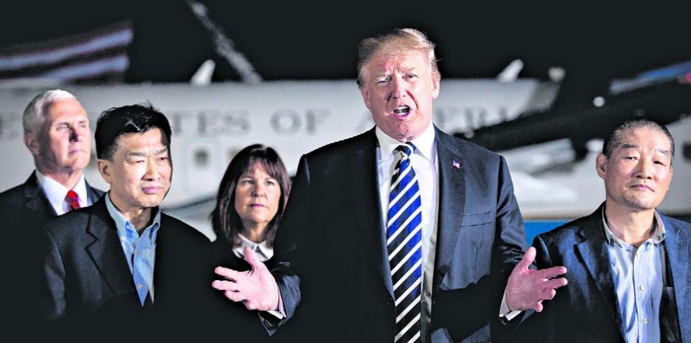 Encuentro entre Kim y Trump será el 12 de junio