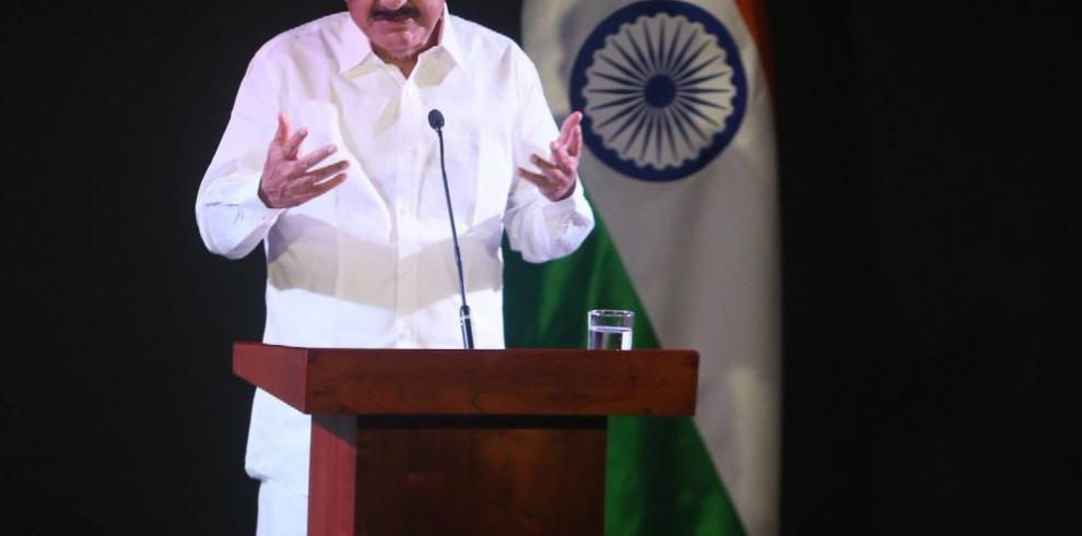 India dará apoyo en tecnología a Panamá