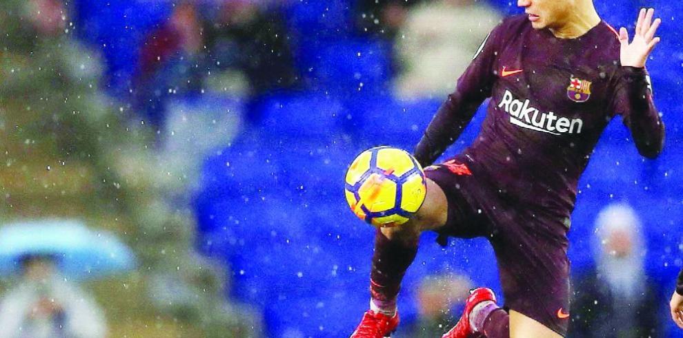 Coutinho ve factible ganar la Champions