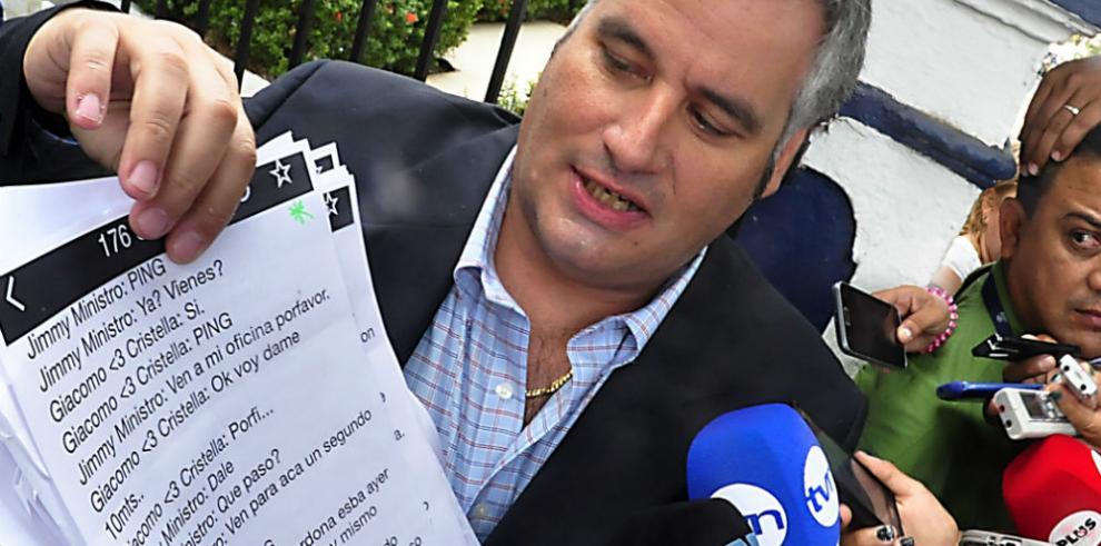 Padres de exministro panameño movieron cuentas millonarias en Andorra