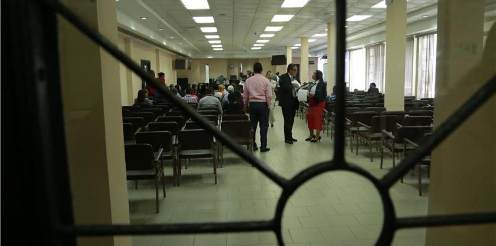 Juez se acoge al término en caso de 'red de corrupción en el Órgano Judicial'