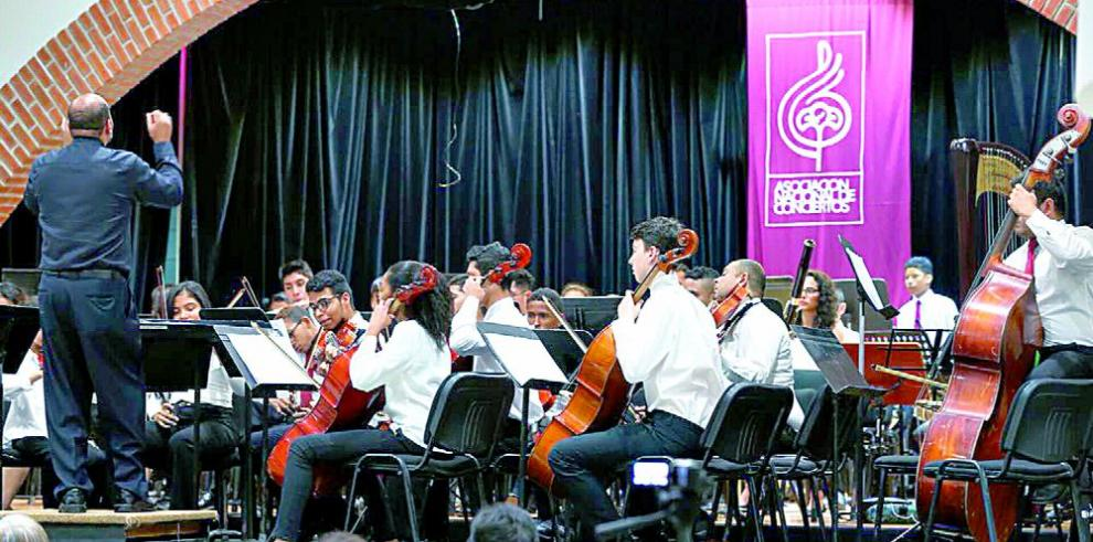 Panamá vivió la música clásica