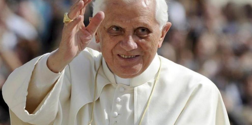 Benedicto XVI agradece la preocupación de fieles en