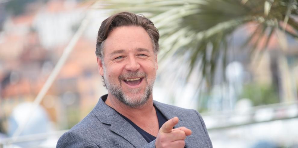Russell Crowe ya no hace audiciones
