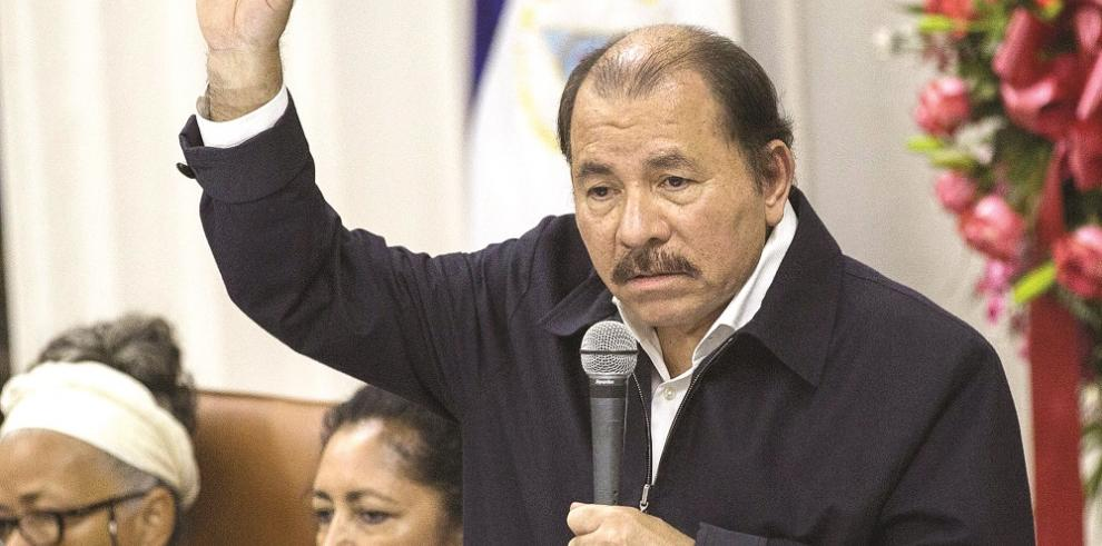 Daniel Ortega se niega a adelantar elecciones generales en Nicaragua