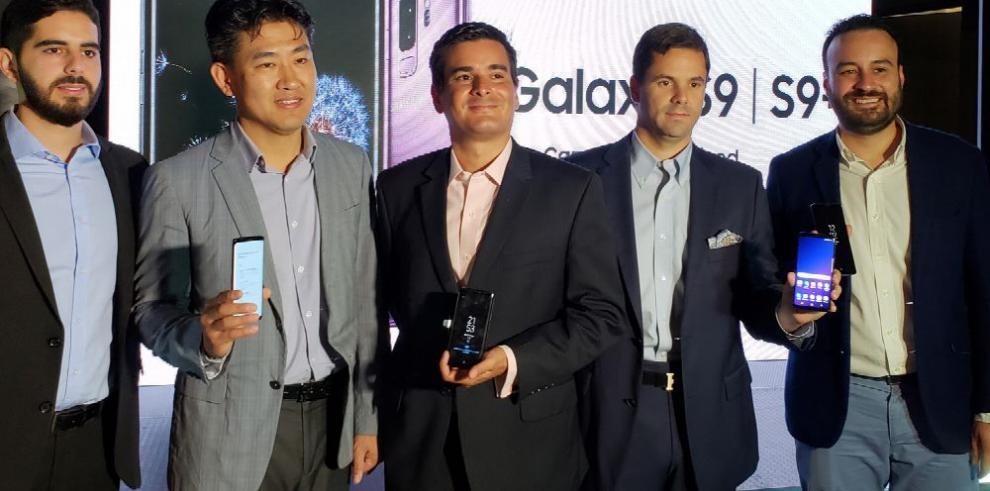 Lanzamiento de Galaxy S9 y S9+ en Panamá