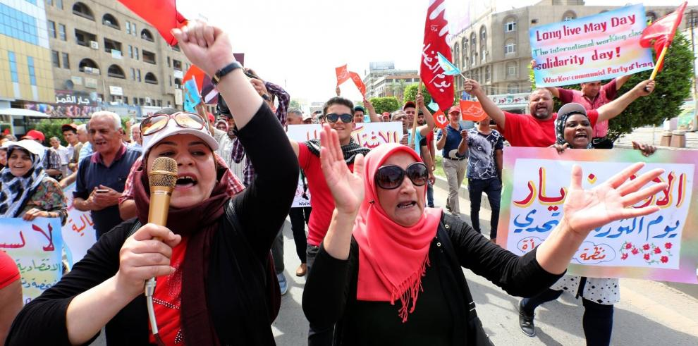 Mejores salarios e igualdad de oportunidades marcan el Primero de Mayo