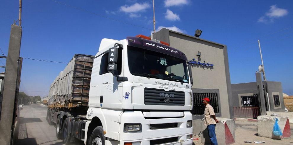 ONU 'preocupada' por cierre israelí de vital cruce comercial de Gaza