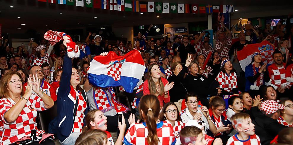Croacia festeja su histórico triunfo y mayor logro en el fútbol