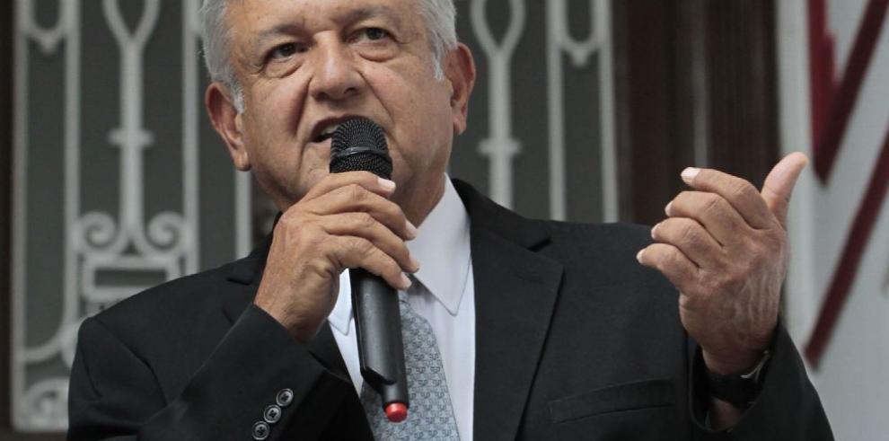 López Obrador: No he hablado sobre el muro con Trump