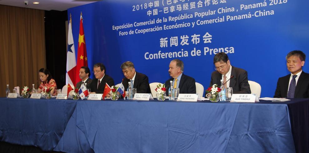 CCPIT y CCOIC presentan exposición comercial de China