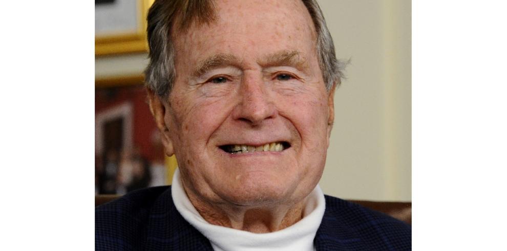 El Air Force One trasladará el cuerpo del expresidente George H. W. Bush