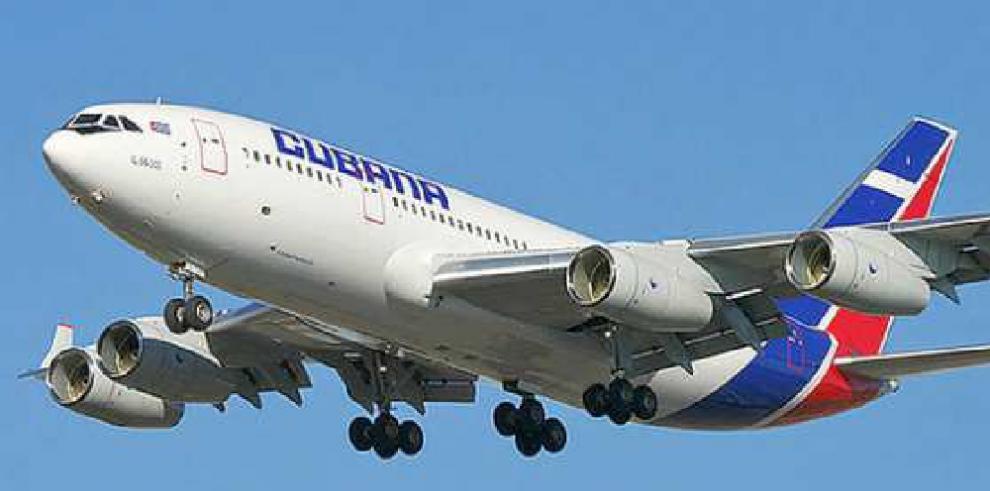 Confirman que avión de Cubana de Aviación se estrella