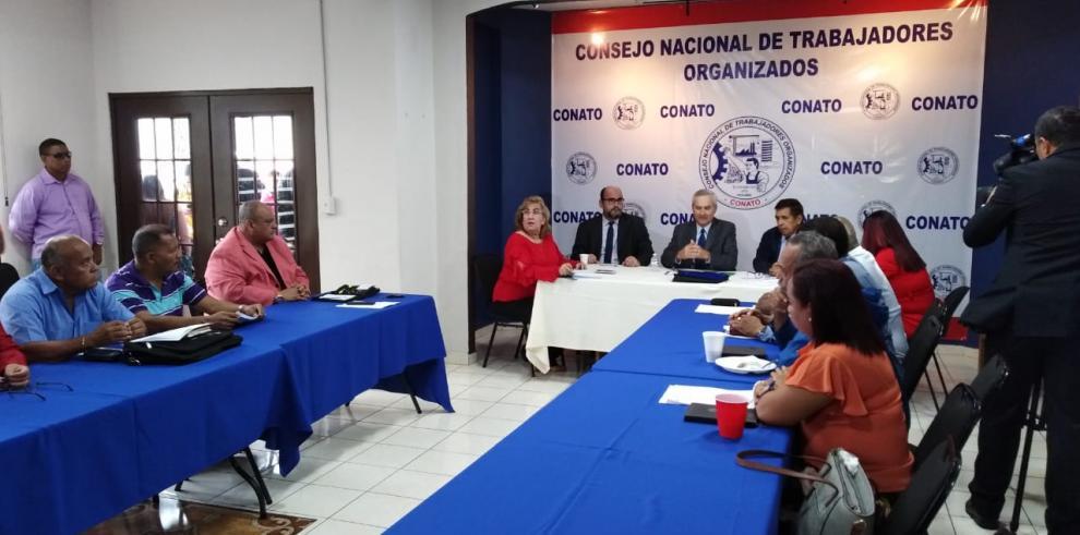 Conato recibe propuesta sobre asamblea constituyente