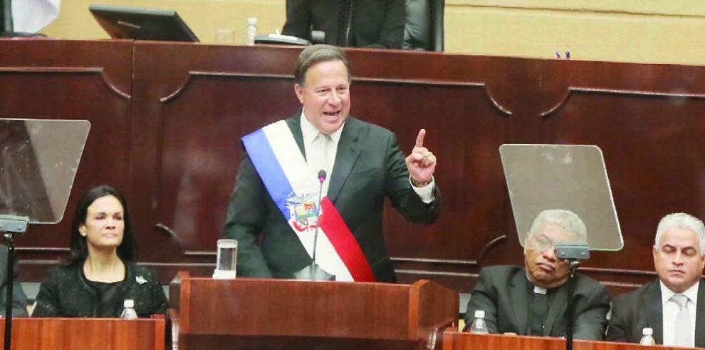 Varela pedirá a la Asamblea una dispensa de $300 millones