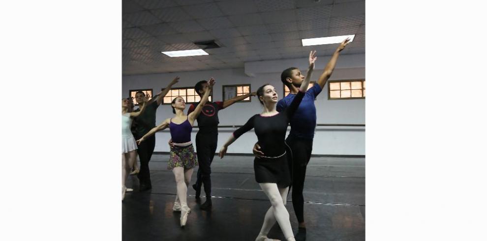 Gala de estrellas del Ballet Nacional