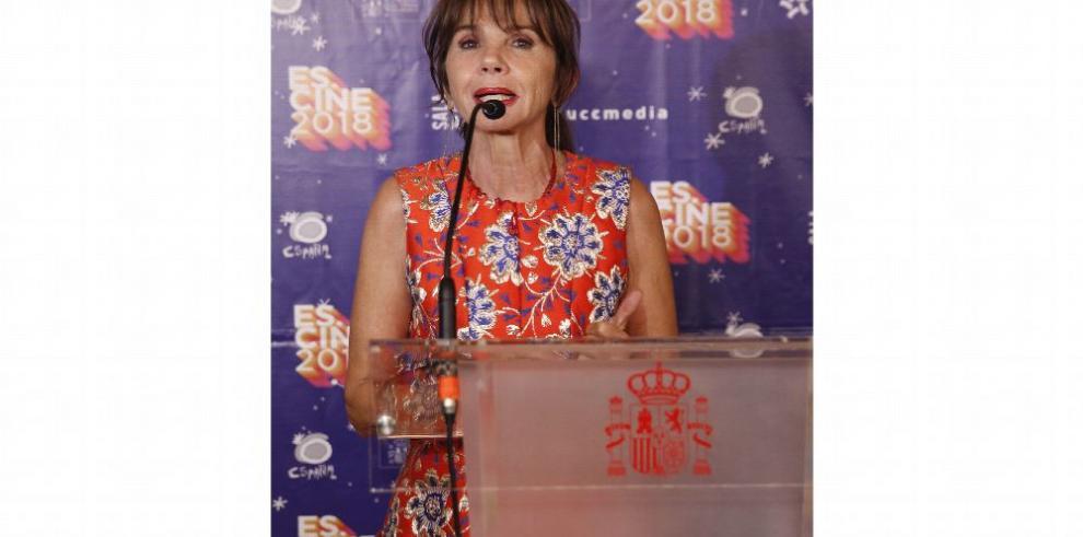 Victoria Abril y Fernando Luján reciben Premio Luis Buñuel