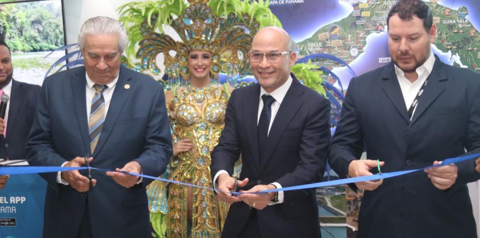 Inauguranel centro de información turística en el Aeropuerto de Tocumen